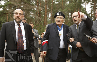 Obchody rocznicy buntu wTreblince